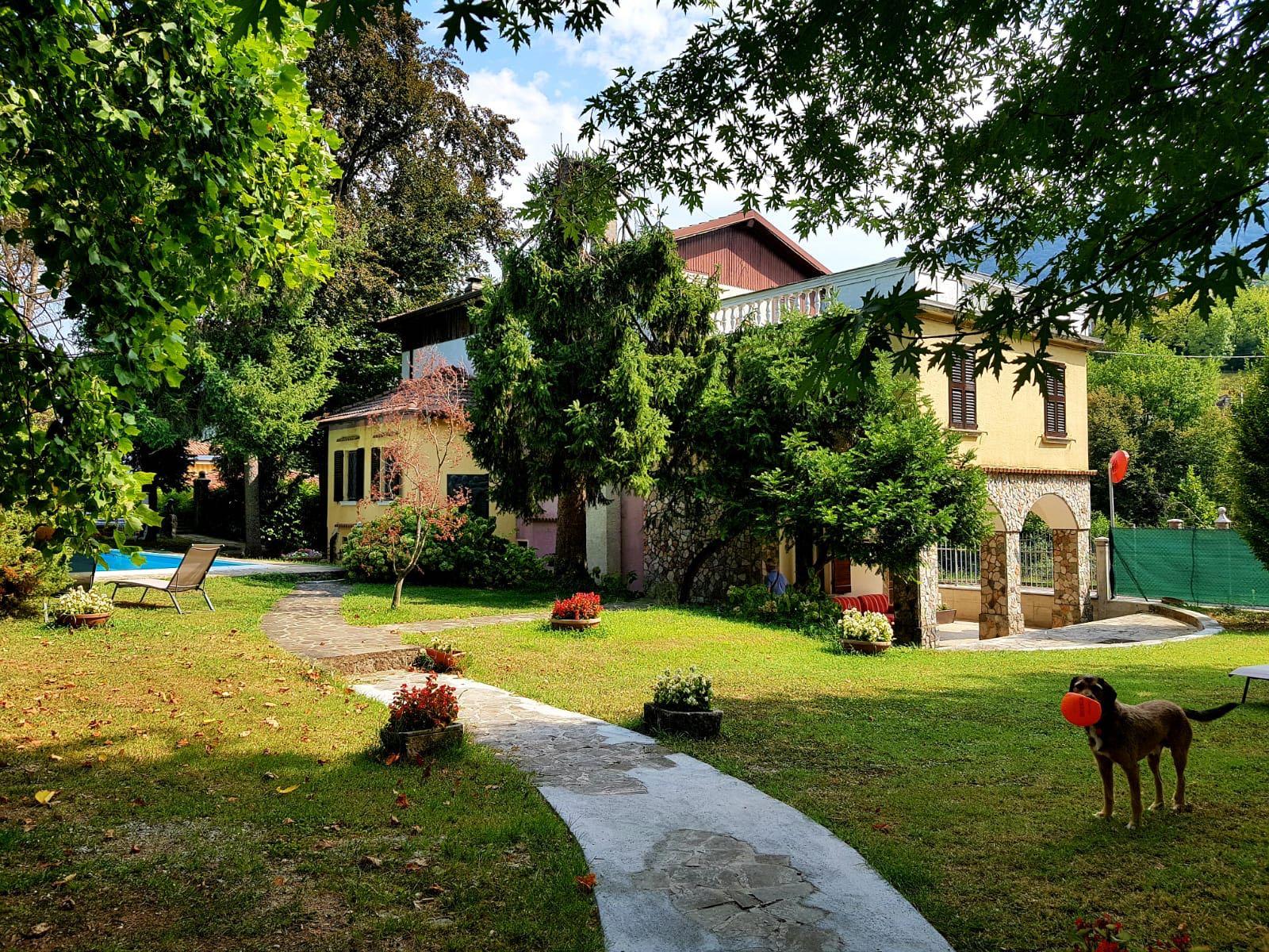 Welcome to Villa Cesarina